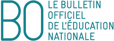 Bulletin Officiel Education nationale